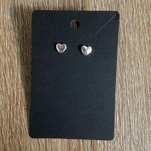 💎 4 for $10 Heart Earrings